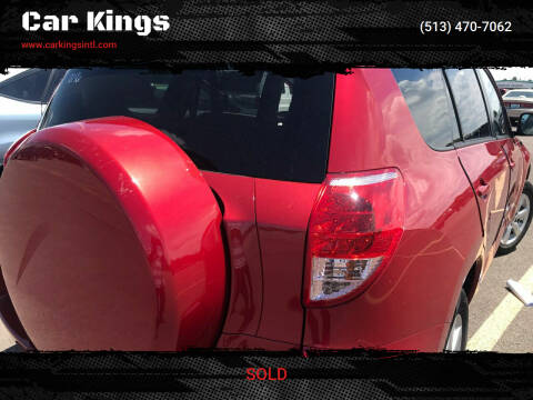 2006 Toyota RAV4 for sale at Car Kings in Cincinnati OH