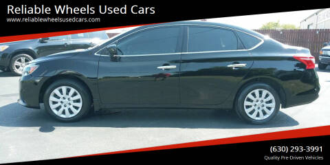 2017 Nissan Sentra for sale at Reliable Wheels Used Cars in West Chicago IL