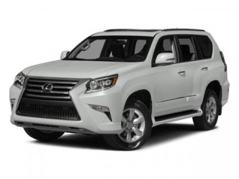 2014 Lexus GX 460 for sale at JEFF HAAS MAZDA in Houston TX