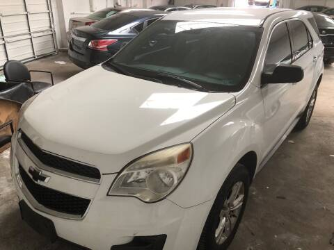 2012 Chevrolet Equinox for sale at REGIONAL AUTO CENTER in Fredericksburg VA