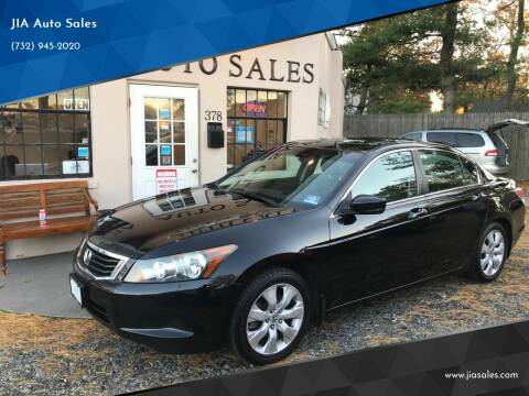 2010 Honda Accord for sale at JIA Auto Sales in Port Monmouth NJ