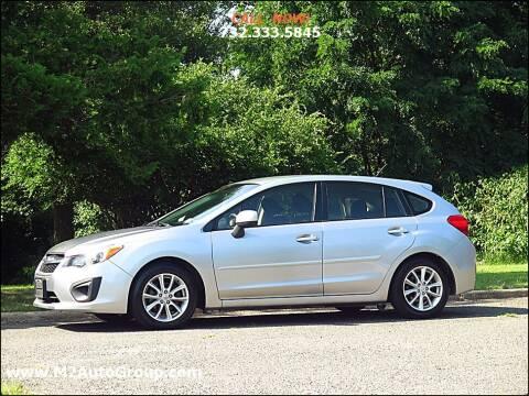 2014 Subaru Impreza for sale at M2 Auto Group Llc. EAST BRUNSWICK in East Brunswick NJ
