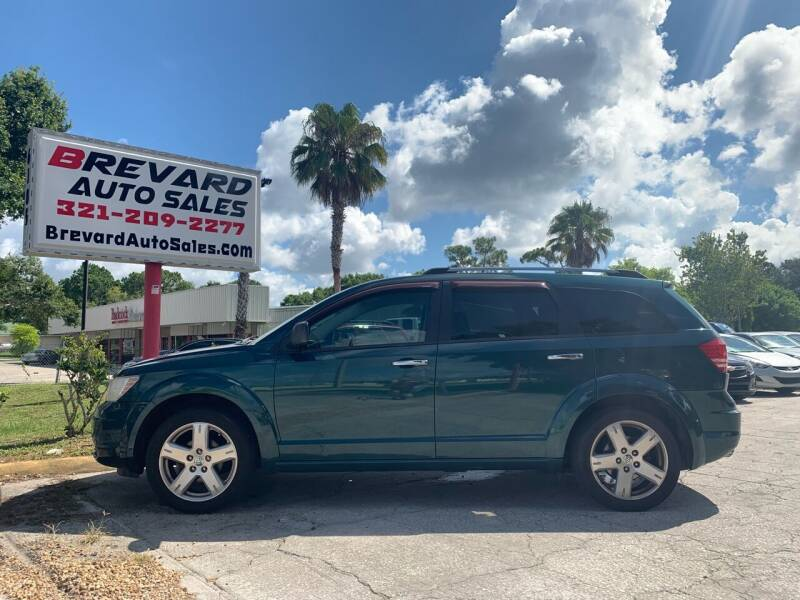 2009 Dodge Journey for sale at Brevard Auto Sales in Palm Bay FL
