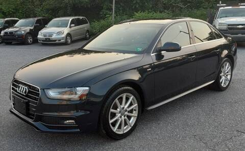 2014 Audi A4 for sale at Bik's Auto Sales in Camp Hill PA