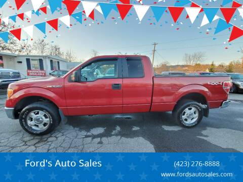 2009 Ford F-150 for sale at Ford's Auto Sales in Kingsport TN