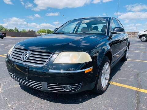 2004 Volkswagen Passat for sale at Quality Auto Sales And Service Inc in Westchester IL