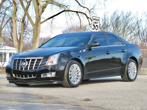 2012 Cadillac CTS for sale at Tonys Pre Owned Auto Sales in Kokomo IN
