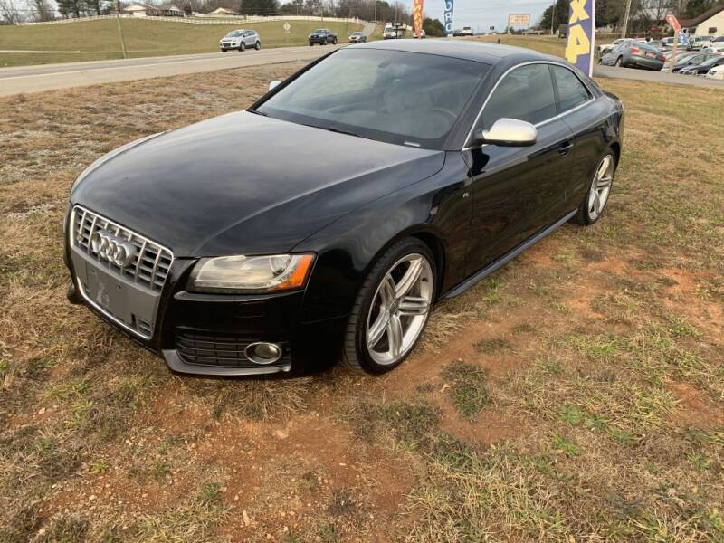 2011 Audi S5 for sale at 411 Trucks & Auto Sales Inc. in Maryville TN