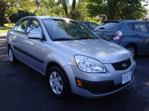 2009 Kia Rio for sale at Jay's Auto Sales Inc in Wadsworth OH