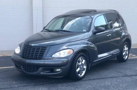 2004 Chrysler PT Cruiser for sale at Carland Auto Sales INC. in Portsmouth VA