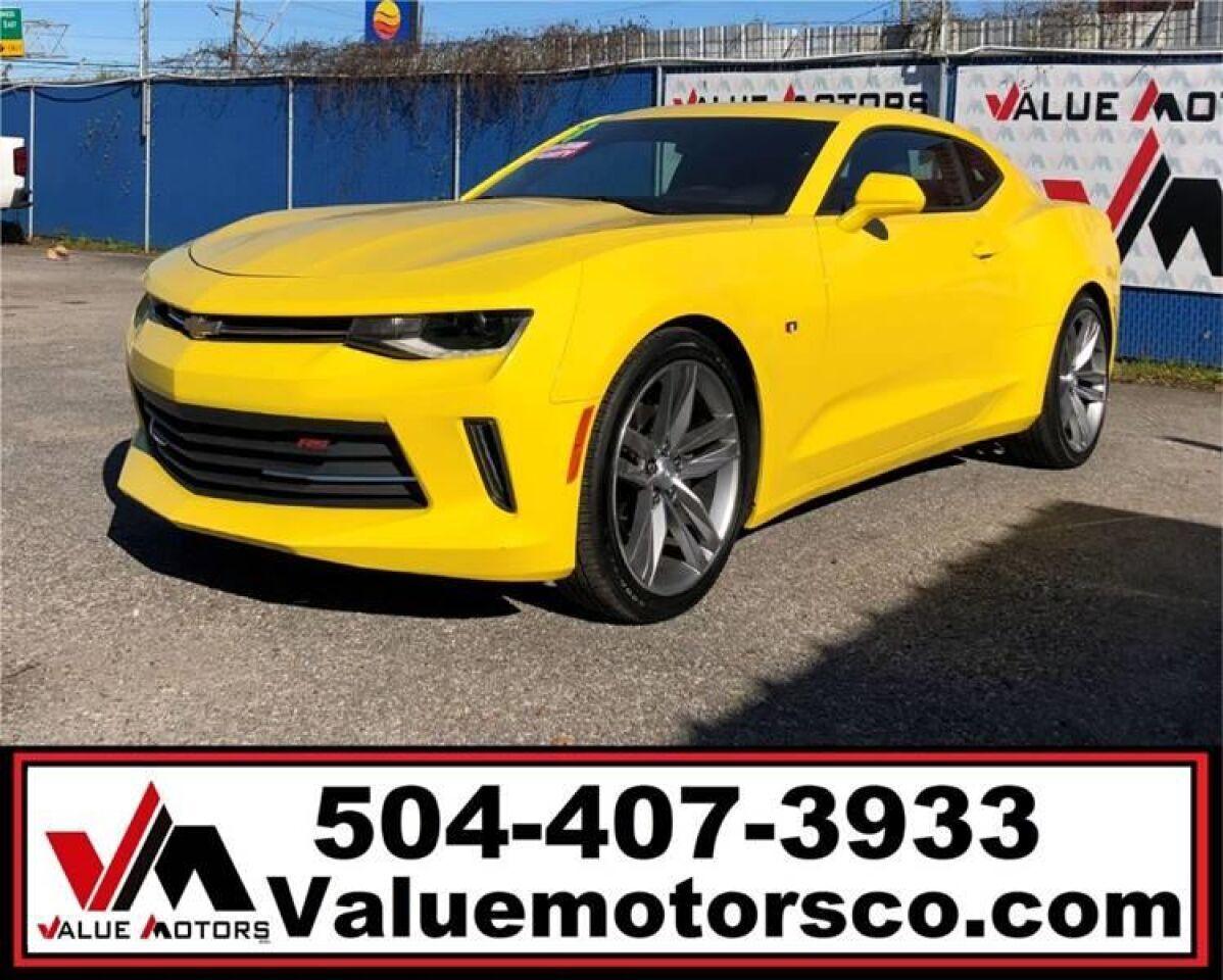 Chevrolet Camaro 2018 for Sale in Kenner, LA