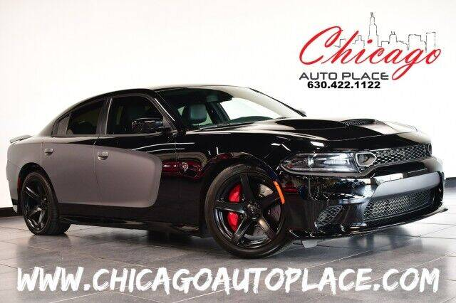 2017 Dodge Charger for sale at Chicago Auto Place in Bensenville IL