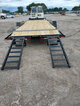 2022 BIGFOOT TRAILERS 14ET24XP for sale at Tropical Motors Cargo Vans and Car Sales Inc. in Pompano Beach FL