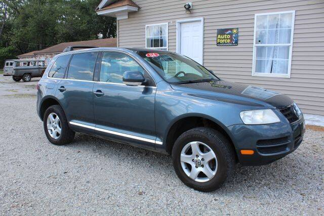 2004 Volkswagen Touareg for sale at Auto Force USA in Elkhart IN