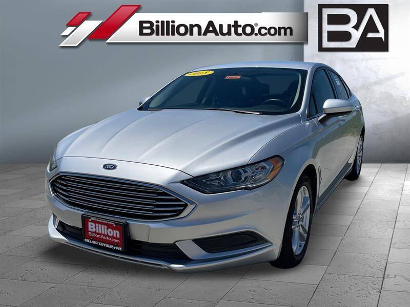 2018 Ford Fusion for sale in Iowa City, IA