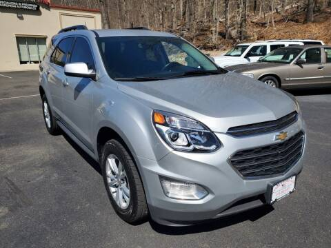 2017 Chevrolet Equinox for sale at Ramsey Corp. in West Milford NJ