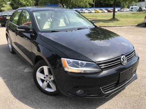 2012 Volkswagen Jetta for sale at The Auto Depot in Raleigh NC