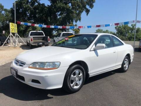 2002 Honda Accord for sale at C J Auto Sales in Riverbank CA