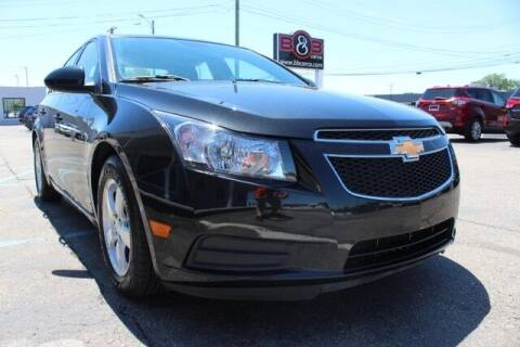 2013 Chevrolet Cruze for sale at B & B Car Co Inc. in Clinton Twp MI