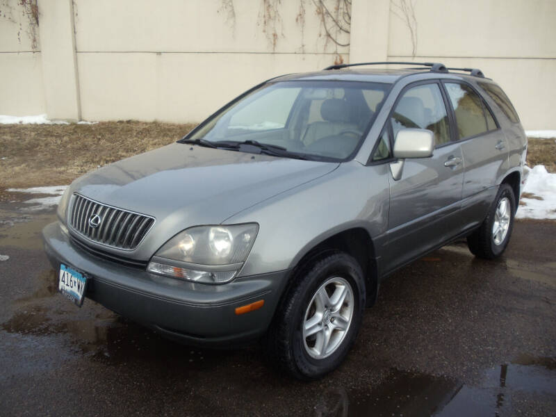 2000 Lexus RX 300 for sale at Metro Motor Sales in Minneapolis MN