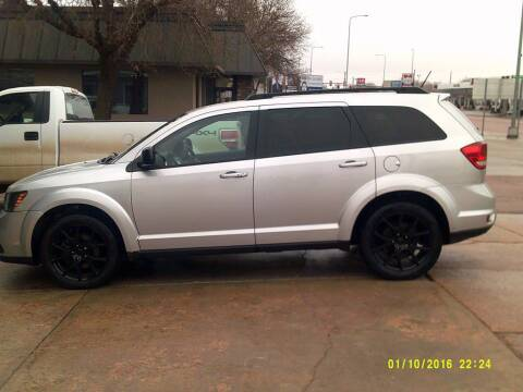 2013 Dodge Journey for sale at Alpha Auto - Mitchell in Mitchel SD