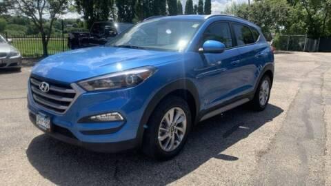 2018 Hyundai Tucson for sale at Waconia Auto Detail in Waconia MN