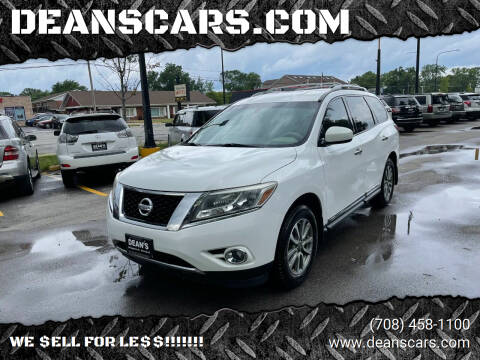 2013 Nissan Pathfinder for sale at DEANSCARS.COM in Bridgeview IL