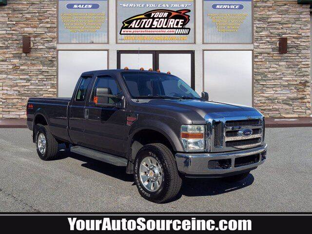 2008 Ford F-350 Super Duty for sale at Your Auto Source in York PA