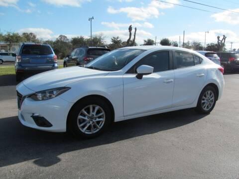 2016 Mazda MAZDA3 for sale at Blue Book Cars in Sanford FL
