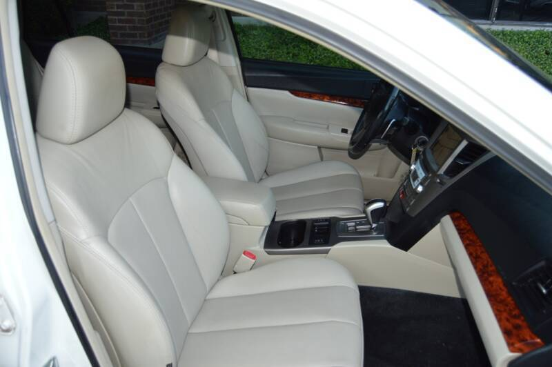 2011 Subaru Outback AWD 3.6R Limited 4dr Wagon - Dallas TX