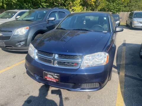 2013 Dodge Avenger for sale at Midtown Motors in Beach Park IL