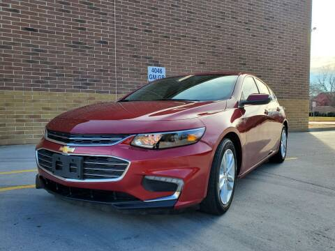 2018 Chevrolet Malibu for sale at International Auto Sales in Garland TX