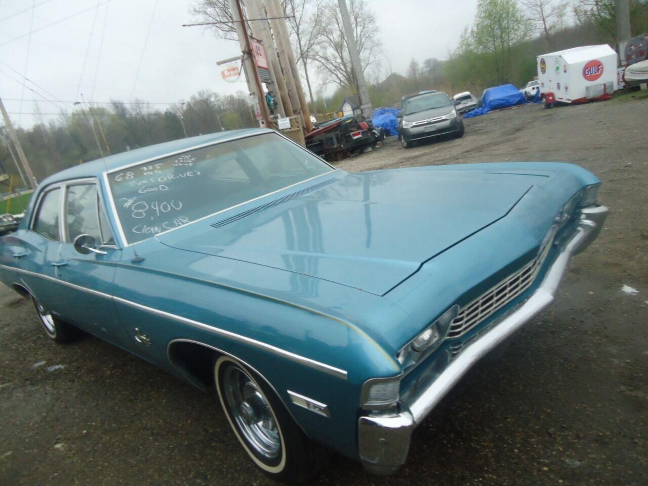 1968 Chevrolet Impala 21