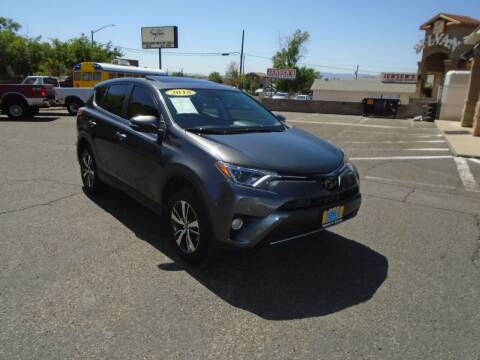 2018 Toyota RAV4 for sale at Team D Auto Sales in St George UT