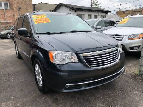 2014 Chrysler Town and Country for sale at Jeff Auto Sales INC in Chicago IL