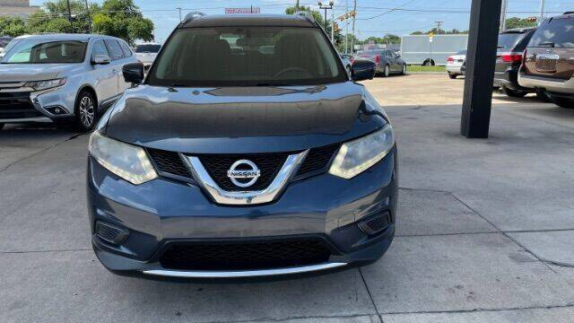 2016 Nissan Rogue for sale at Auto Limits in Irving TX