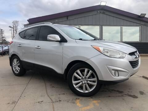 2012 Hyundai Tucson for sale at A & A AUTO LLC in Denver CO