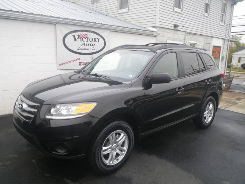 2012 Hyundai Santa Fe for sale at VICTORY AUTO in Lewistown PA