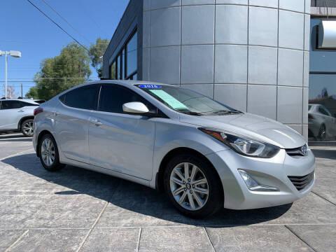 2016 Hyundai Elantra for sale at Berge Auto in Orem UT