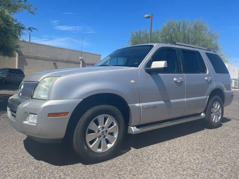 2008 Mercury Mountaineer for sale at Tucson Auto Sales in Tucson AZ