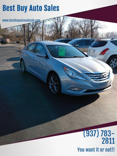 2011 Hyundai Sonata for sale at Best Buy Auto Sales in Midland OH