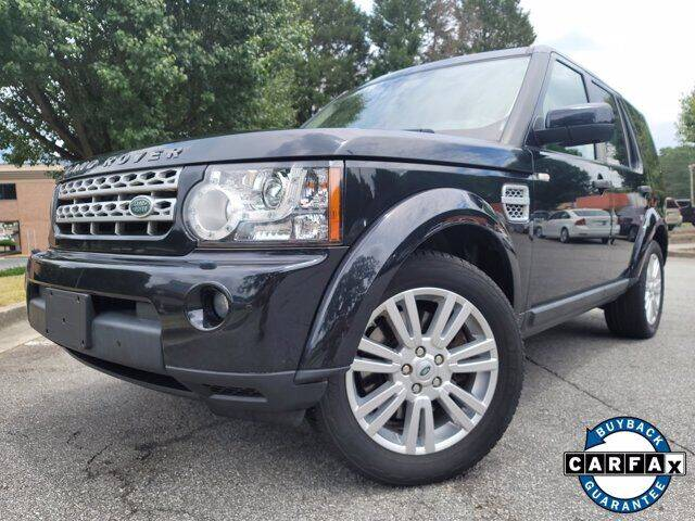 2012 Land Rover LR4 for sale in Duluth, GA