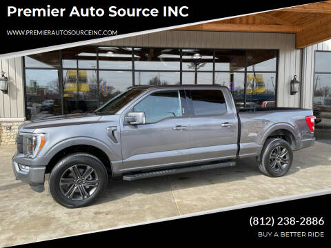 2021 Ford F-150 for sale at Premier Auto Source INC in Terre Haute IN