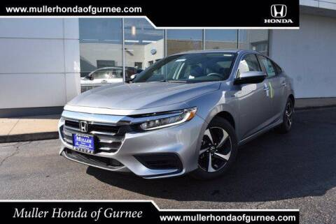 2021 Honda Insight for sale at RDM CAR BUYING EXPERIENCE in Gurnee IL