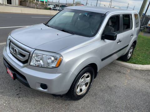 2011 Honda Pilot for sale at STATE AUTO SALES in Lodi NJ