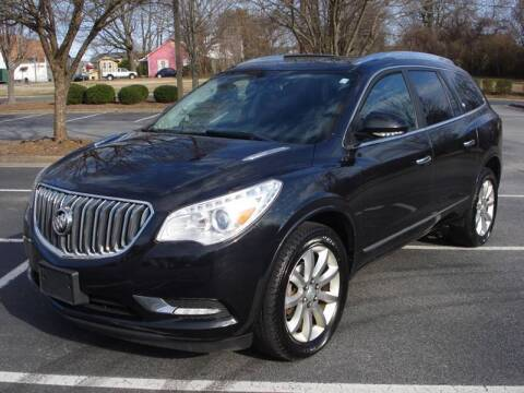 2013 Buick Enclave for sale at Uniworld Auto Sales LLC. in Greensboro NC