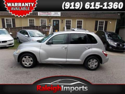 2009 Chrysler PT Cruiser for sale at Raleigh Imports in Raleigh NC