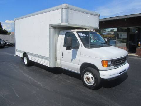 2006 Ford E-Series Chassis for sale at Key Motors in Mechanicville NY