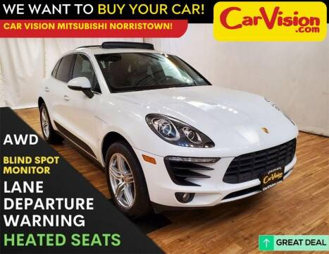2018 Porsche Macan for sale at Car Vision Mitsubishi Norristown in Trooper PA