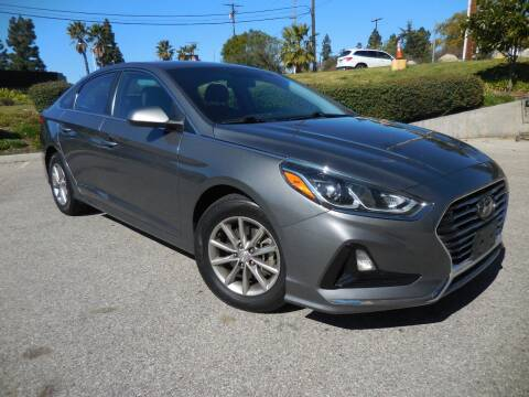 2018 Hyundai Sonata for sale at ARAX AUTO SALES in Tujunga CA